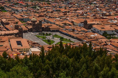 Cusco City & Sacsayhuaman