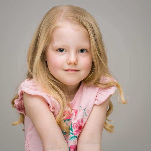 Jenna - represented by SL Talent Kids