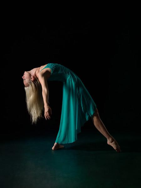Nicky Pyrah Bleakley - dancer