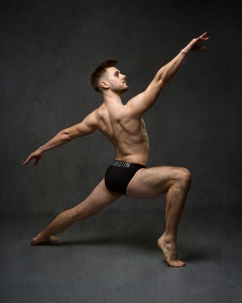 Morgan Scott - dancer