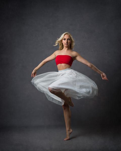 Natalie Smith - dancer