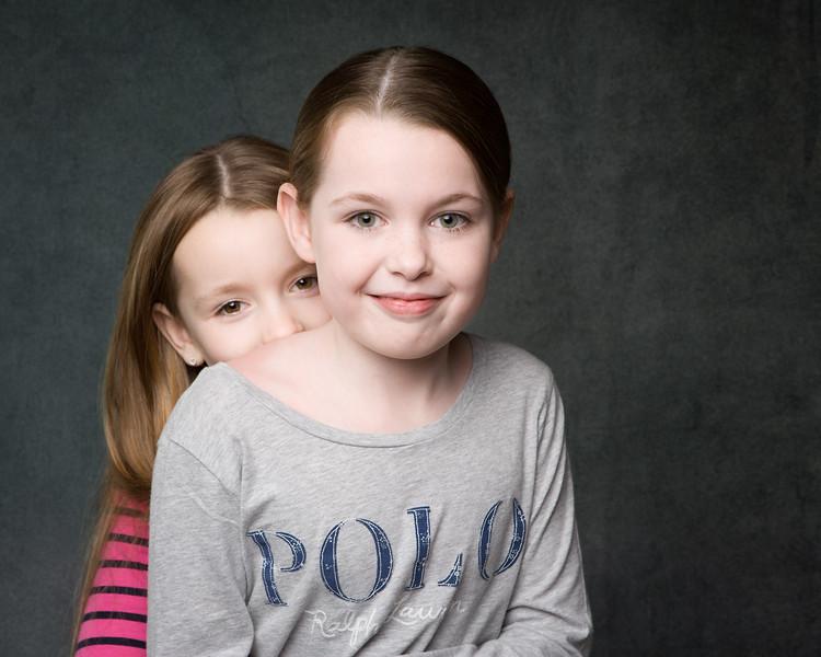 Lily and Kayla