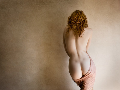 Ivory Flame studio nude (natural light)