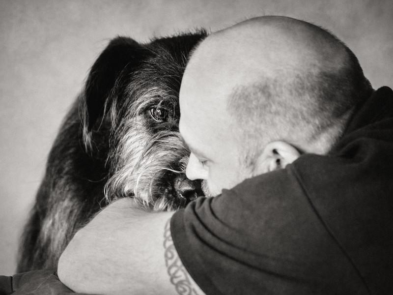 Rufus Hound (and Darren)