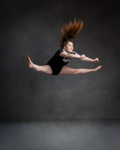 Elizabeth Gilmour - dancer