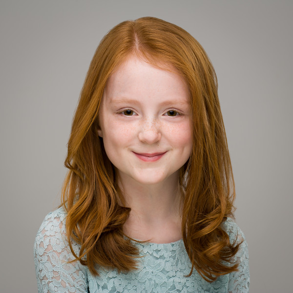 Keira - represented by SL Talent Kids
