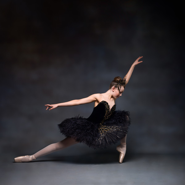 Serena McCall - Back in Black
