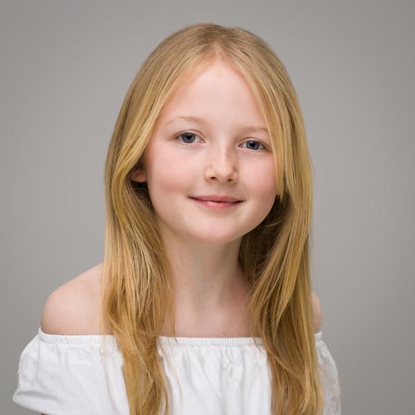 Rhianna - represented by SL Talent Kids