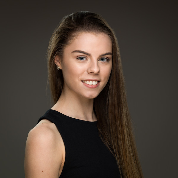 Anabelle Rees - dance student at Ballet West
