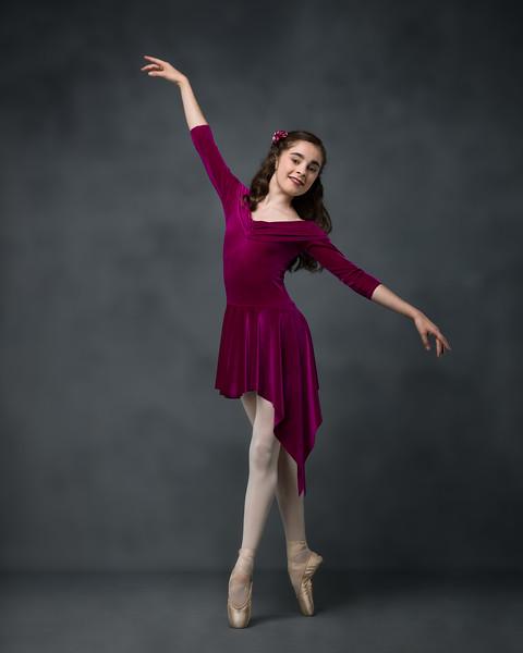 Robyn McKie - dancer