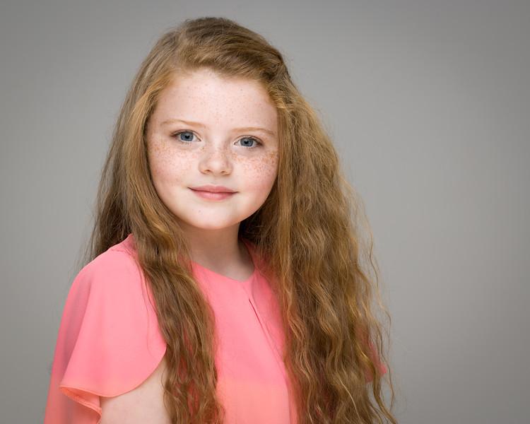 Ella - represented by SL Talent Kids