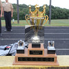 NW versus Seneca Valley.  The King Trophy and Military Night in Germantown