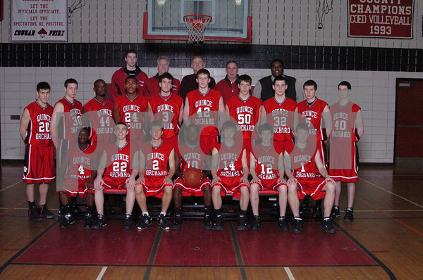 QO Boys BB Season - 2006-07