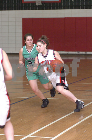 QO Girls BB 2006/7