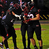 QO Linebacker Carlo St. Regis had an outstanding game aginst BCC with 3 fumble recoverys running 1 back for a Touchdown