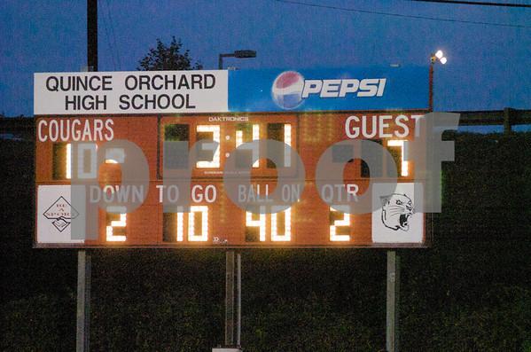 QO Football Seniors 2009 Season