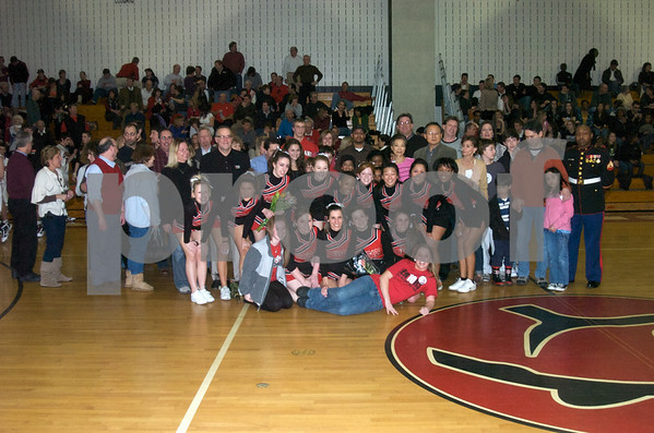 Winter 2010 - Senior Night