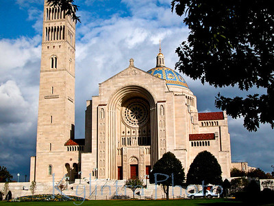 Bascilica of the National Shrine, Washington, DC