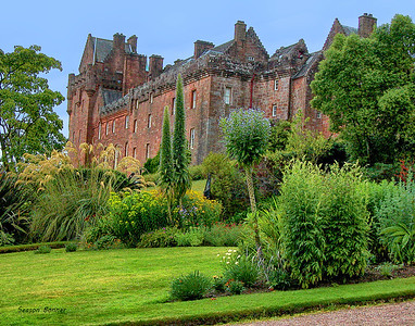 Brodick Castle, Isla of Arran