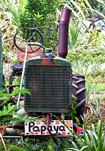 Farm Equipment Ohau