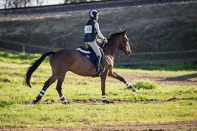 2016 Feb 19-21 Priya at Fresno Horse Trials