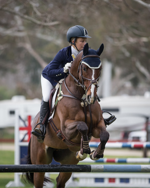 2017 Feb 3-5 Madison Temkin at Galway Downs