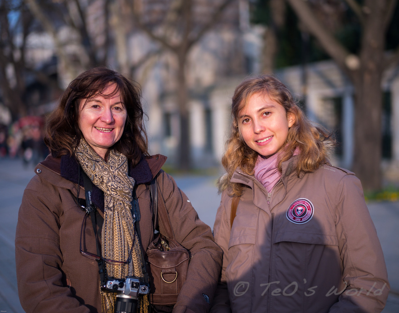 Fabienne & Maud