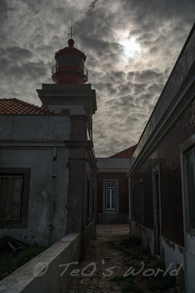 Cabo da Roca Lighthouse 3