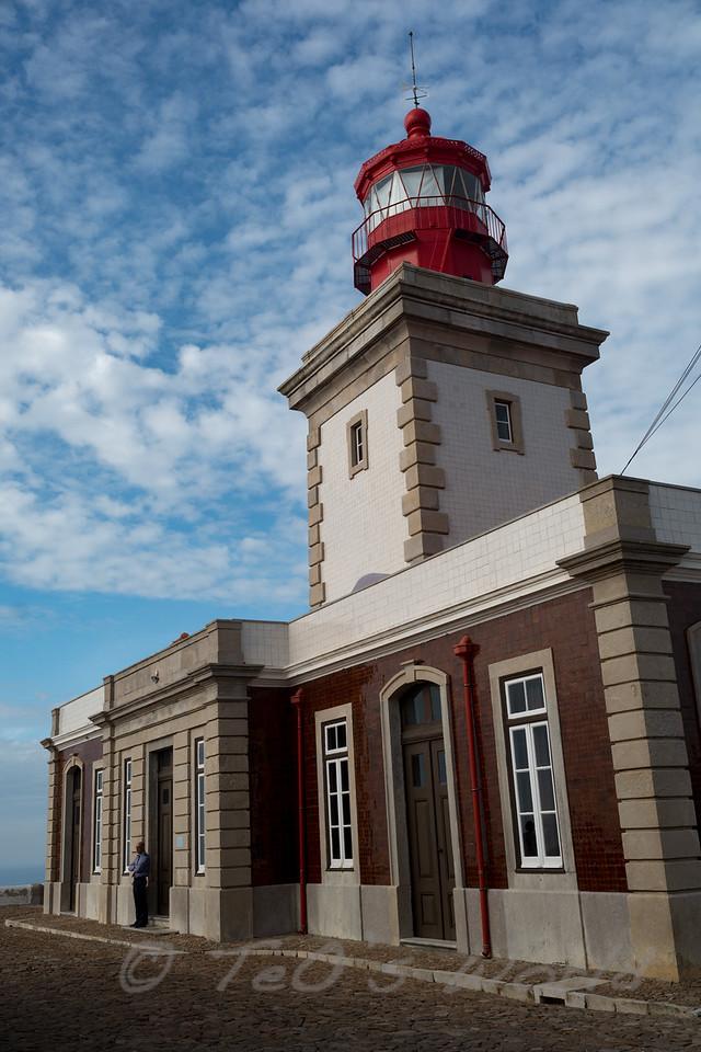 Cabo da Roca Lighthouse 1