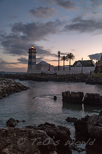 Cascais Lighthouse