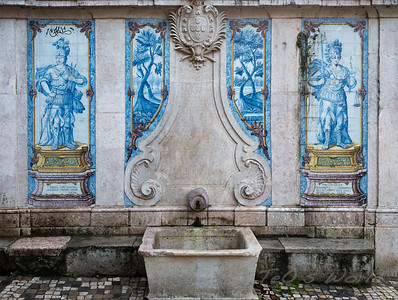 Fountain in Sintra