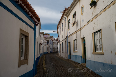 Ericeira Streets 1
