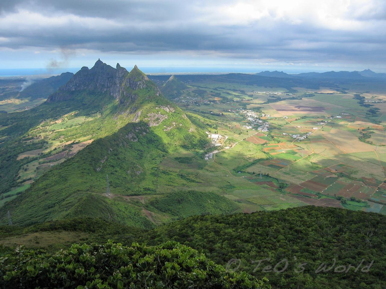 Panorama sur le Pouce 1