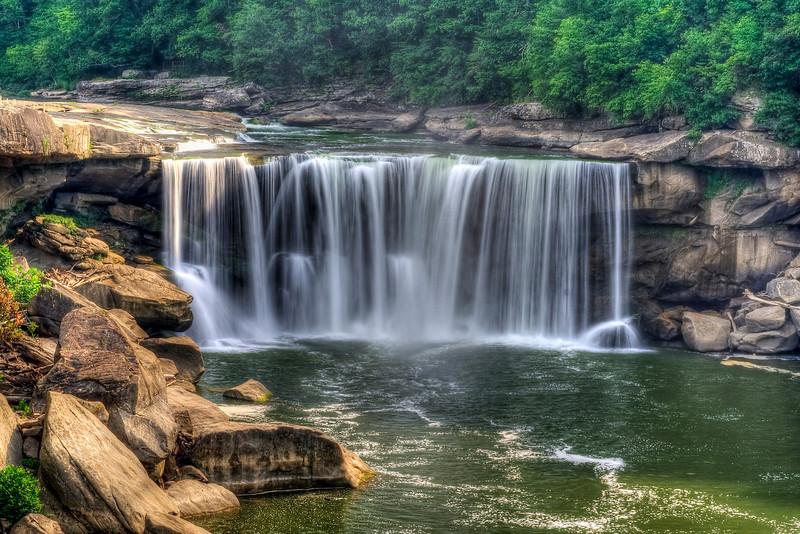 Cumberland Falls<br /> Summer