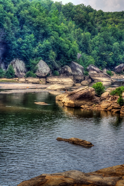 Cumberland Falls State Park<br /> Summer