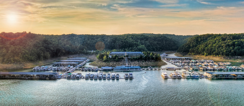 """Jamestown Marina"""