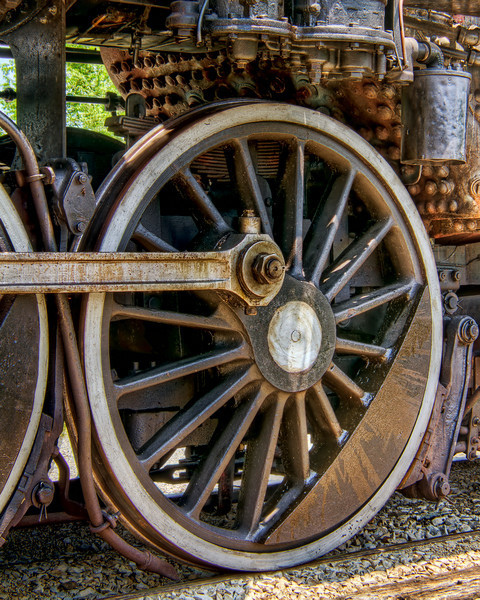 "Steam Wheels""<br /> Kentucky Railway Museum<br /> New Haven, KY"