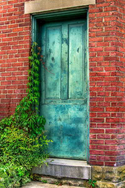 """The Green Door"""