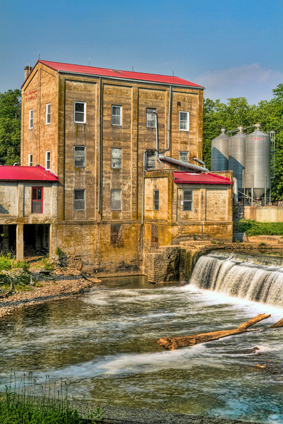 """Weisenberger Mill""<br /> Midway, KY"