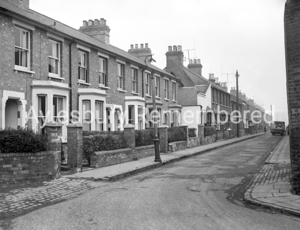 Albert Street, 1950s