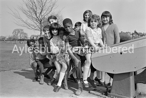 Alfred Rose Park, May 1973