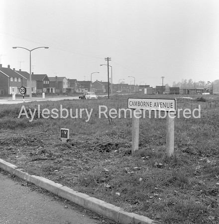 Camborne Avenue, Apr 24 1964