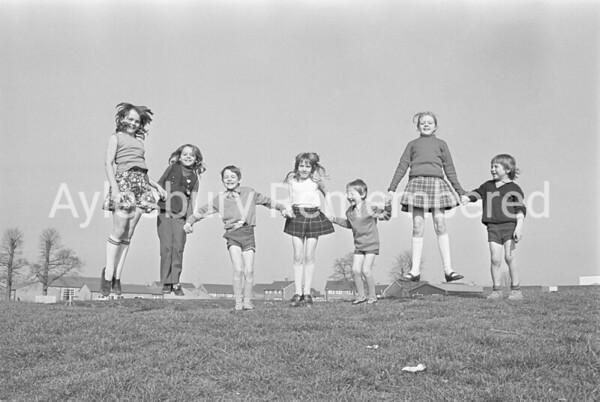 Bedgrove Park, Mar 1973