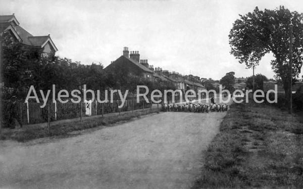 Bicester Road c1915