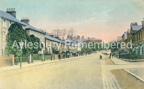 Bicester Road, early 1900s