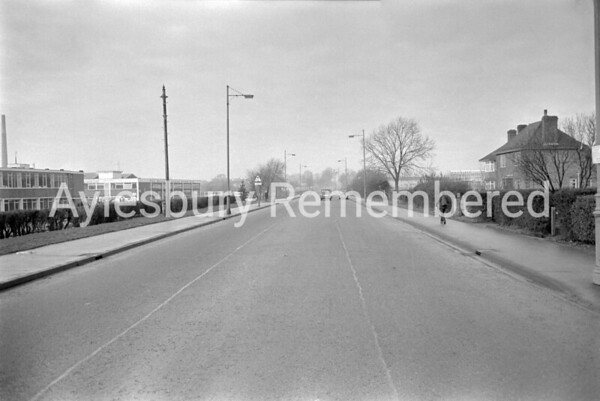 Bicester Road, c1968