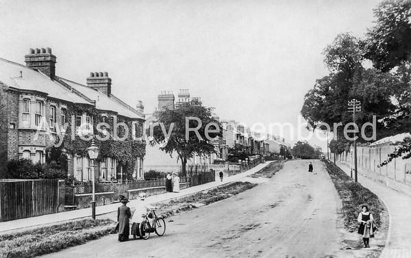 Bierton Road, 1900s