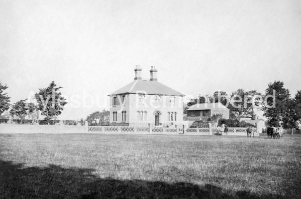 Bierton Villa, Bierton Road, 1870s