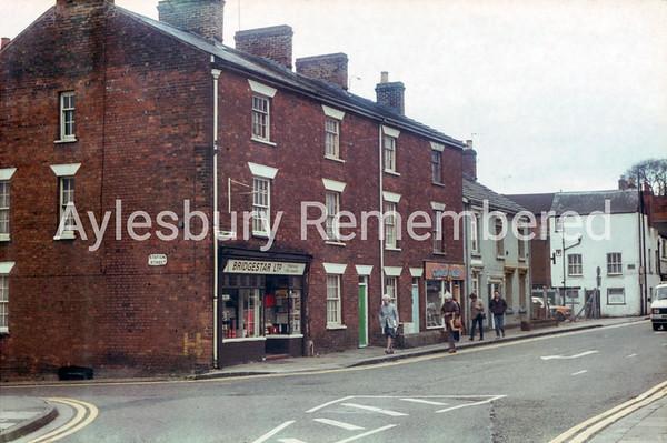 Britannia Street, 1984