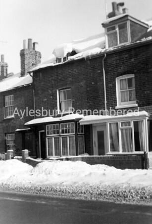 Buckingham Road, 1963